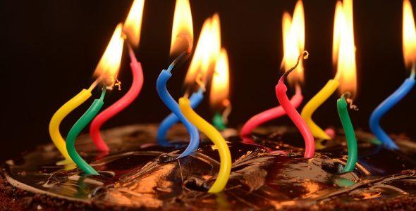 Hold et brag af en børnefødselsdag